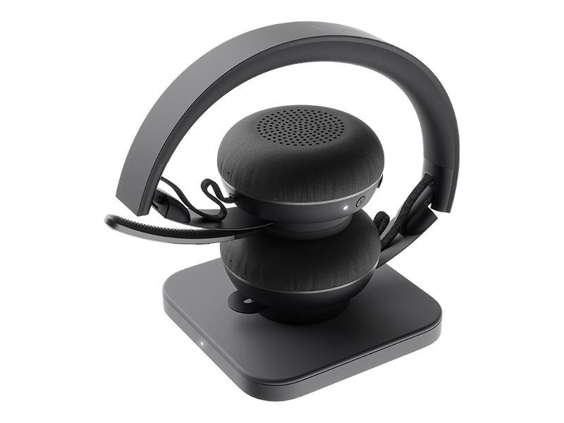 Logitech Zone Wireless UC - headset
