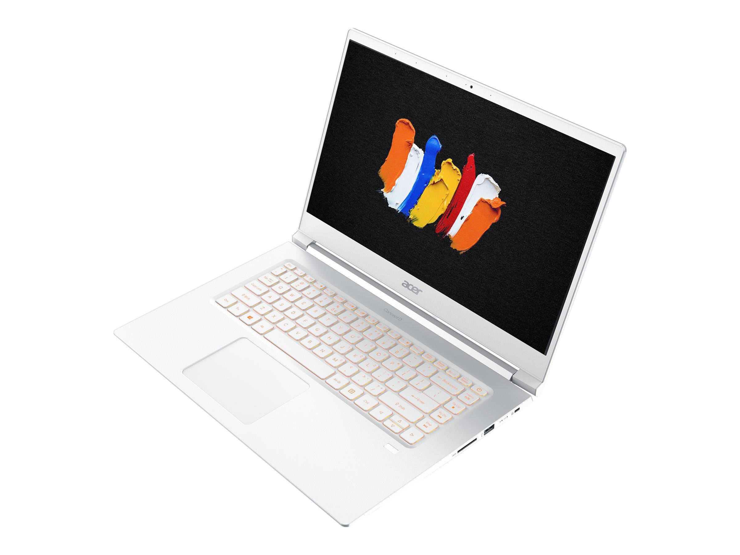 Acer ConceptD 5 CN515-51-72FX - 15.6