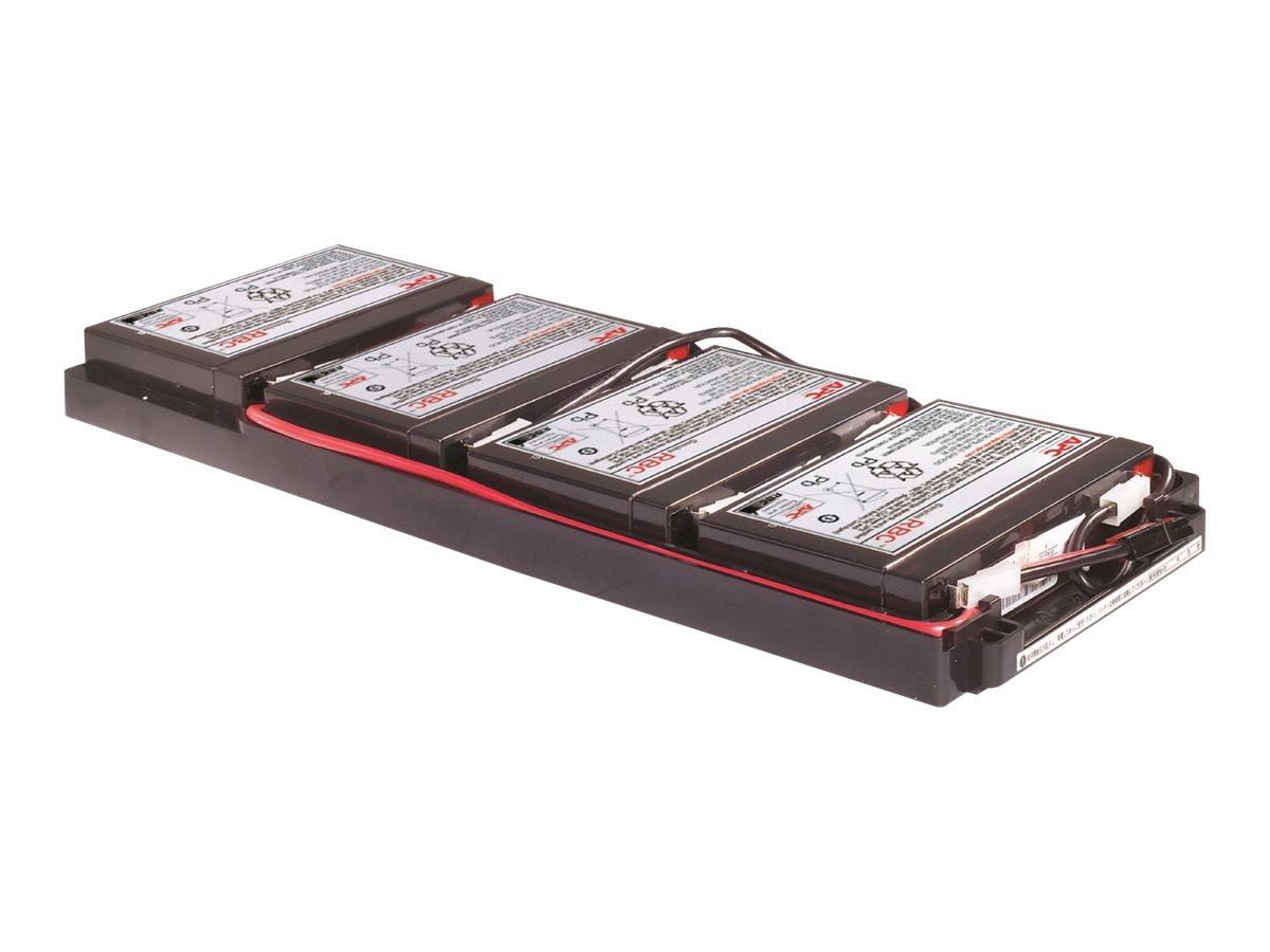 APC Replacement Battery Cartridge #34 - UPS battery - lead acid