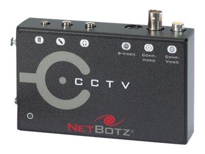 APC NetBotz CCTV Adapter Pod 120 - camera control kit