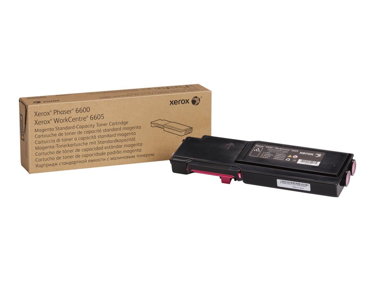 Xerox Phaser 6600 - magenta - original - toner cartridge