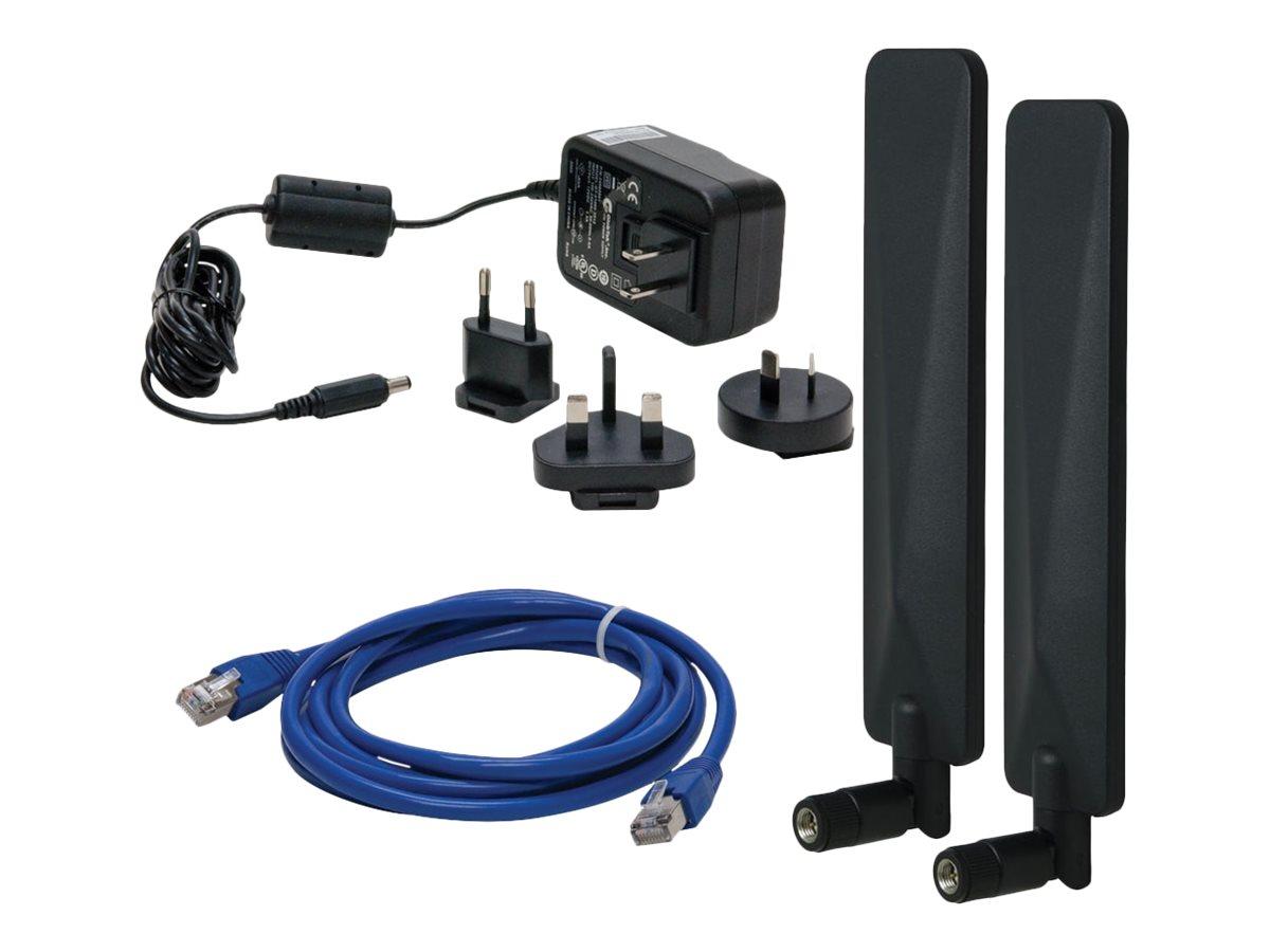 Digi AC Power Kit - Standard Temperature - network device accessories bundle