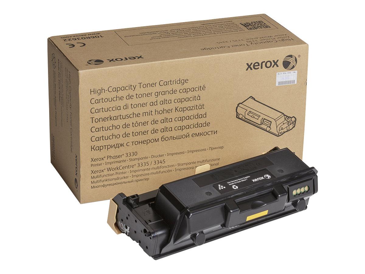 Xerox WorkCentre 3300 Series - High Capacity - black - original - toner cartridge