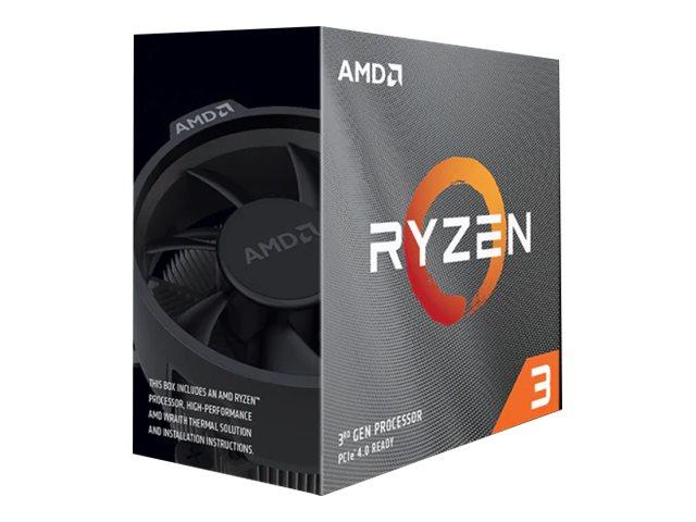 AMD Ryzen 3 3100 / 3.6 GHz processor