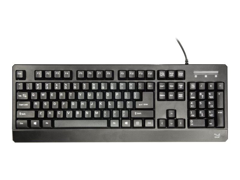 SMK-Link Electronics VP3810 - keyboard - QWERTY - ...