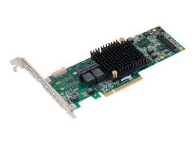 Microchip Adaptec 8805 - storage controller (RAID) - SATA 6Gb/s / SAS 12Gb/s - PCIe 3.0 x8