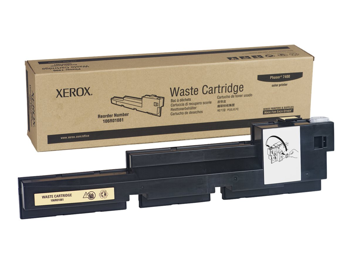 Xerox Phaser 7400 - waste toner collector
