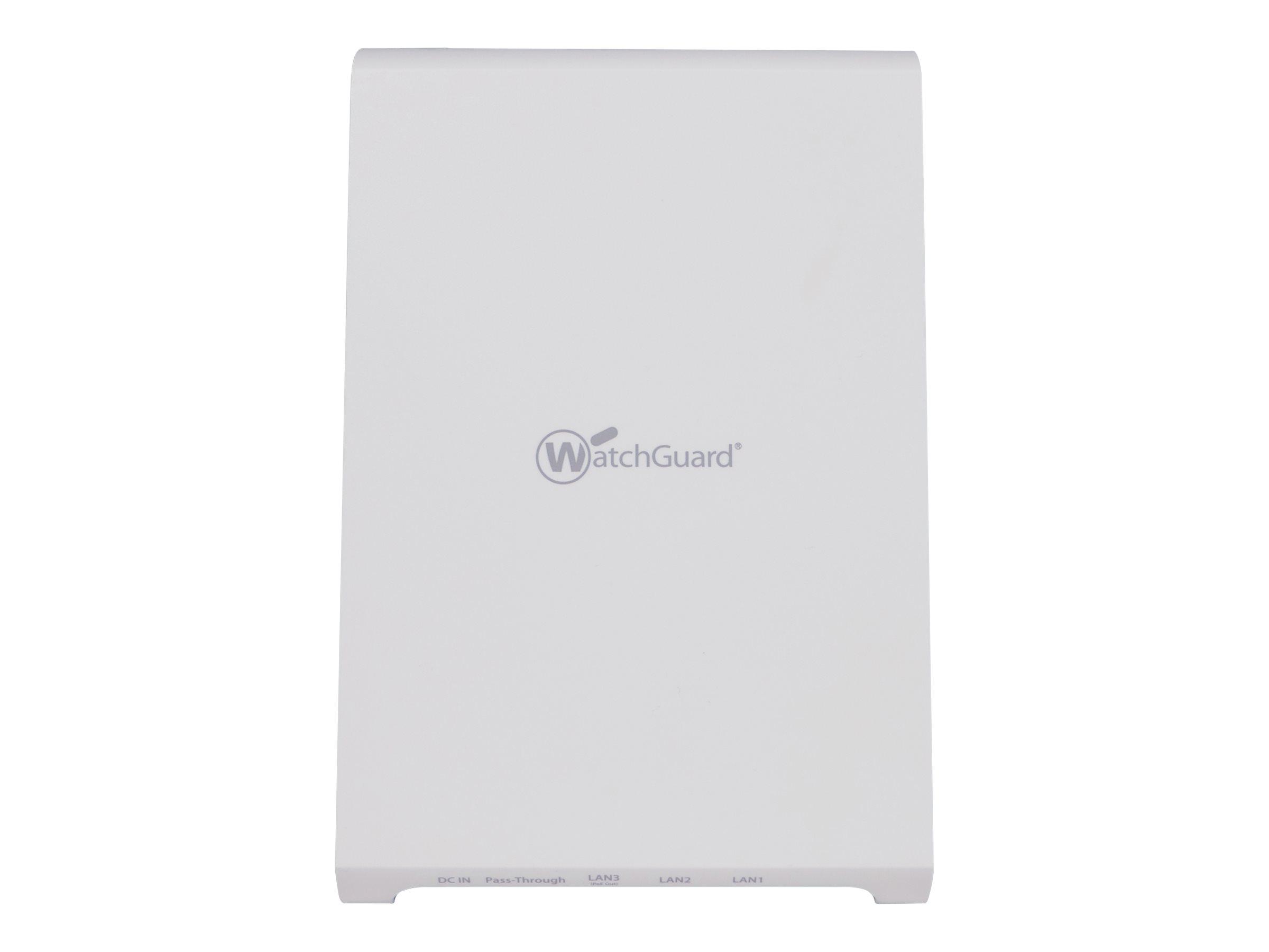 WatchGuard AP225W - wireless access point - with 1 year Basic Wi-Fi