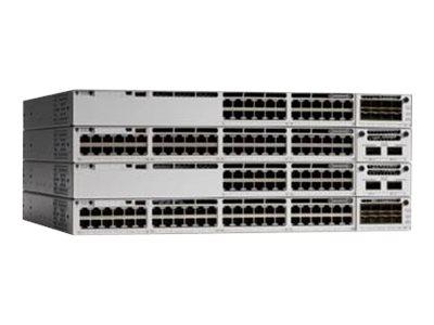 Cisco Catalyst 9300 - Network Advantage - switch - 24 ports - managed - rack-mountable