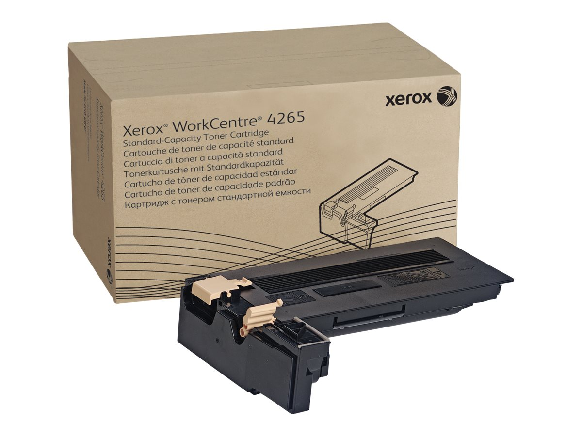 Xerox WorkCentre 4265 - black - original - toner cartridge