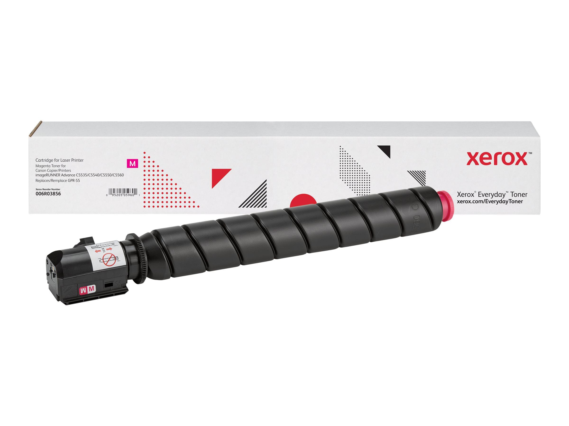 Xerox Everyday - magenta - toner cartridge (alternative for: Canon GPR-55M)