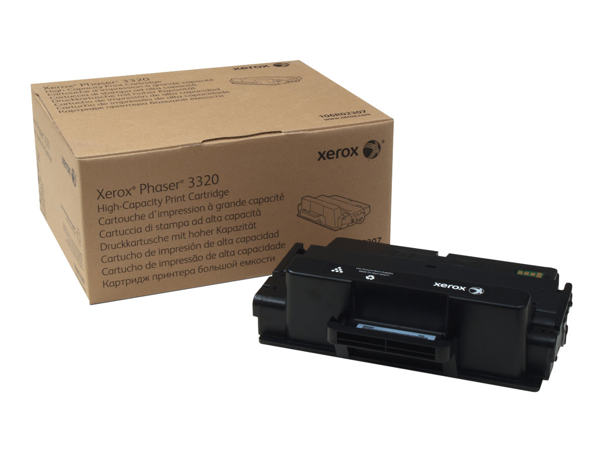 Xerox - High Capacity - black - original - toner cartridge