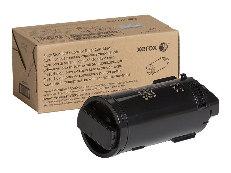 Xerox VersaLink C500 - black - original - toner cartridge
