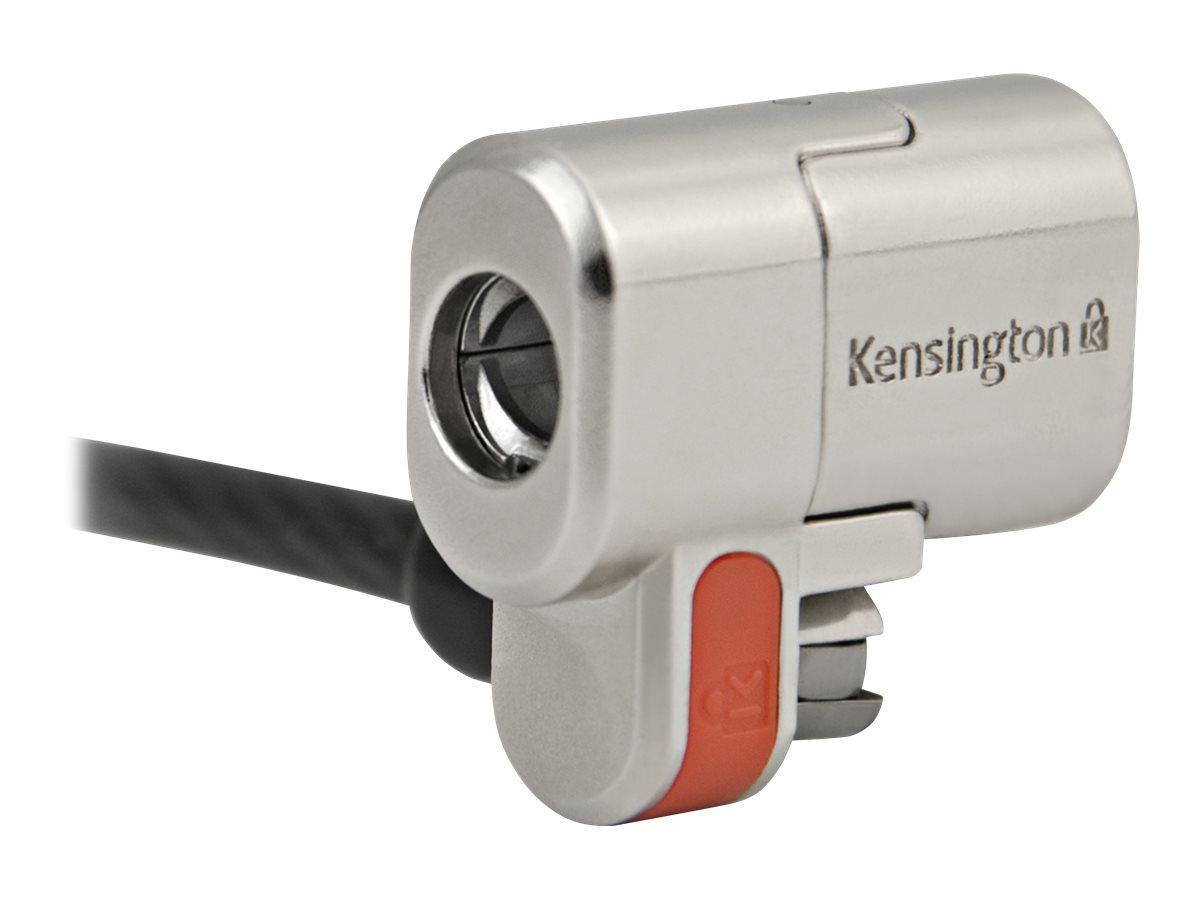 Kensington ClickSafe Master Keyed Lock - On Demand security cable lock