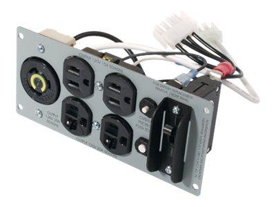 APC Backplate - power backplate